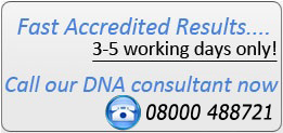 Order your DNA Test today from easyDNA UK